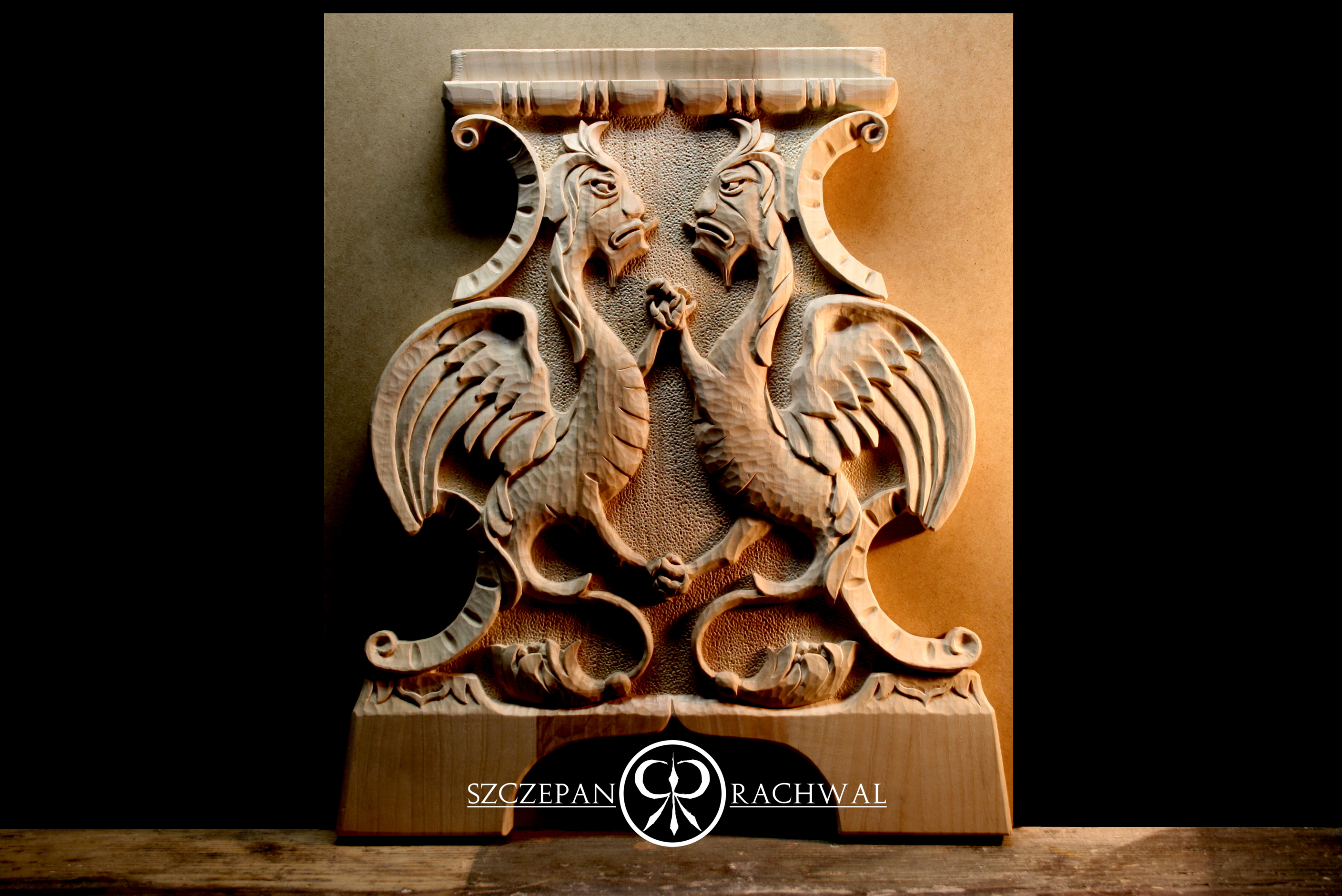 Wood carving / Snycerstwo